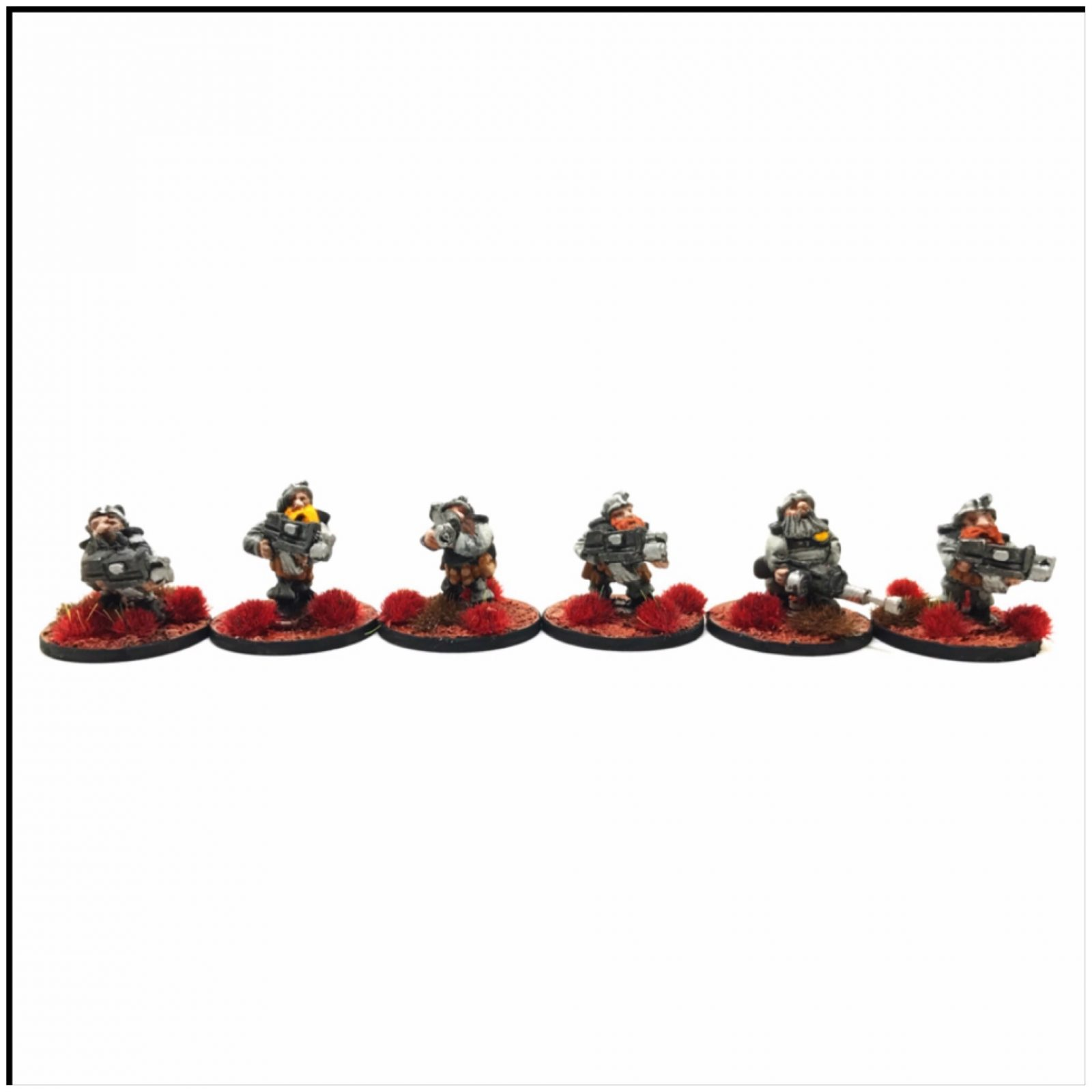 Dwarf Hearthguard – Pack 2