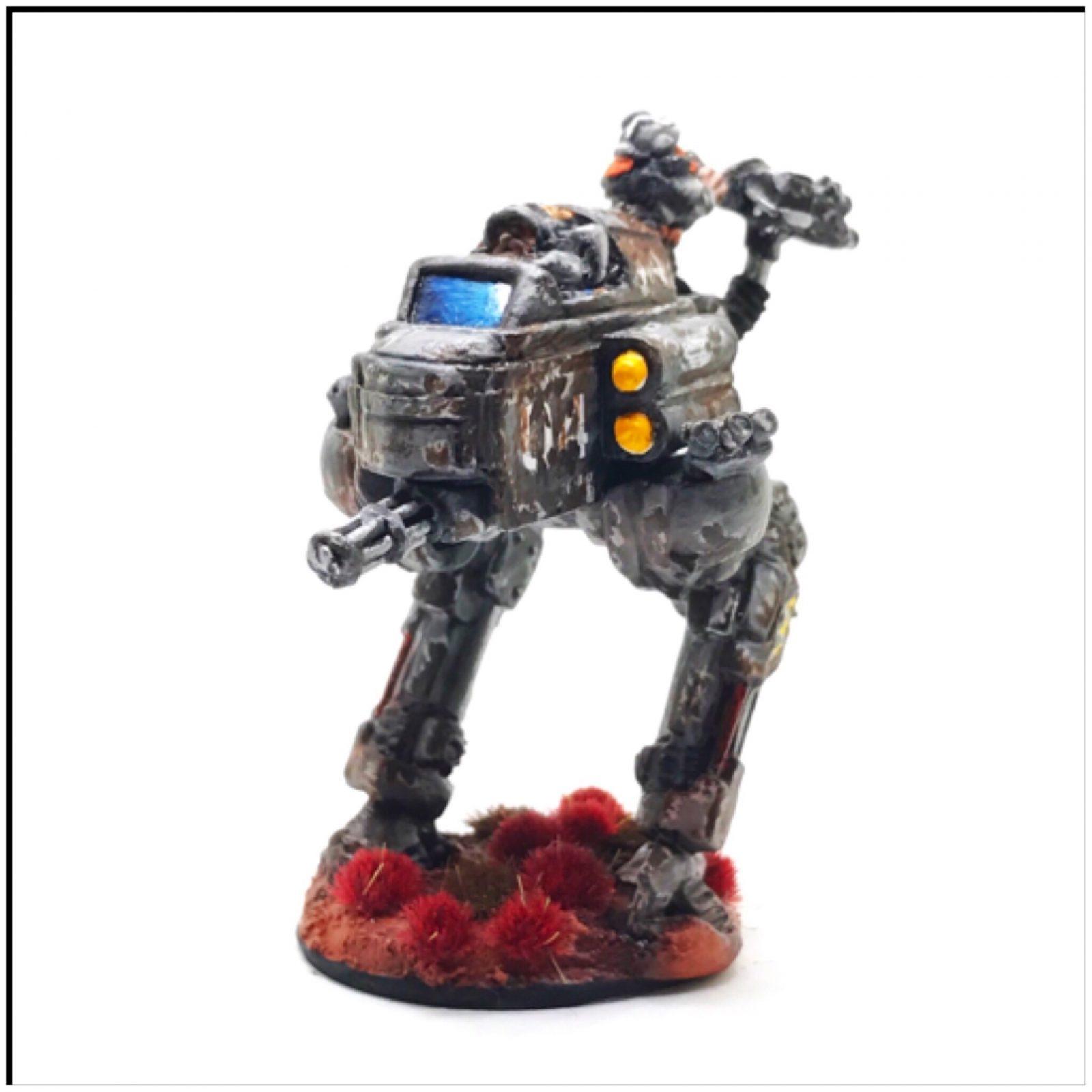 Dwarf Hearthguard – T-26 Walker