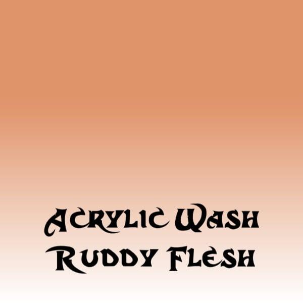 Acrylic Wash – Ruddy Flesh (15ml)