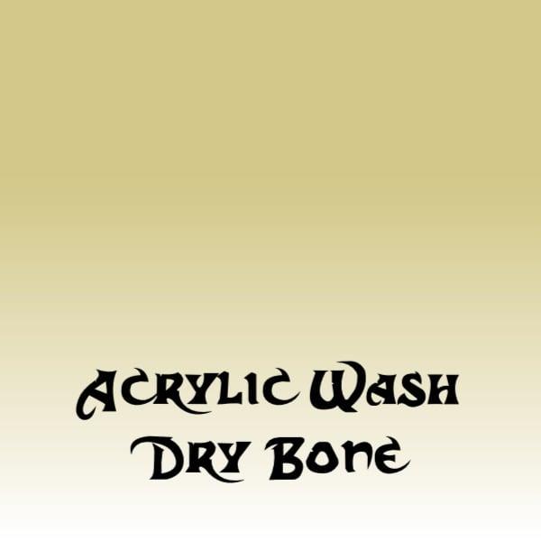 Acrylic Wash – Dry Bone (15ml)