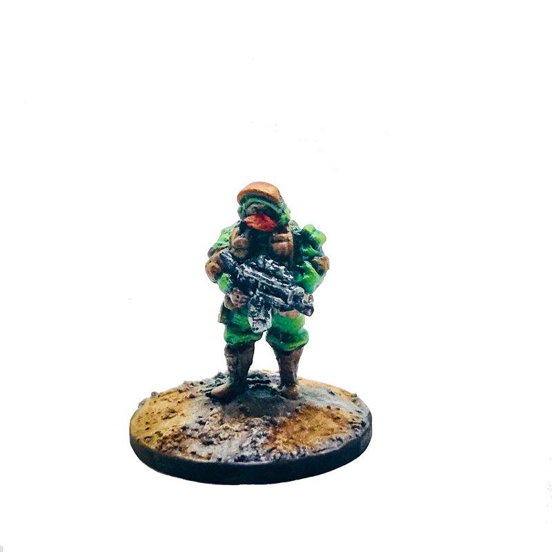 Human Mercenary 1