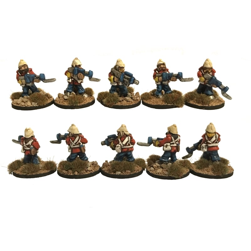 Thin Red Line Troopers – Pack 1