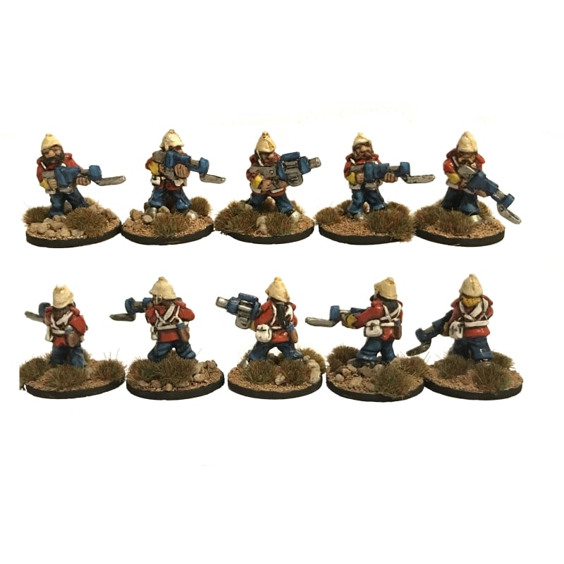Thin Red Line Troopers – Pack 2