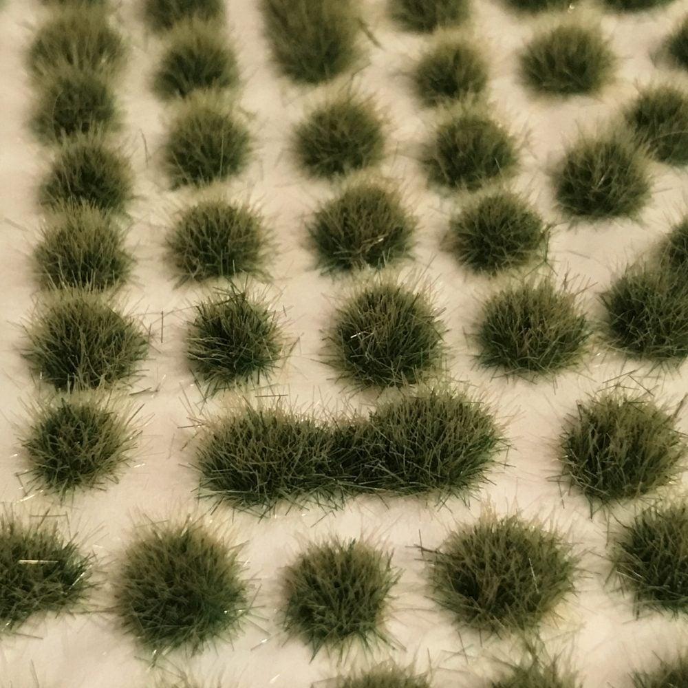 Grass Tufts (2mm) – Winter Grass (Dots or Natural)