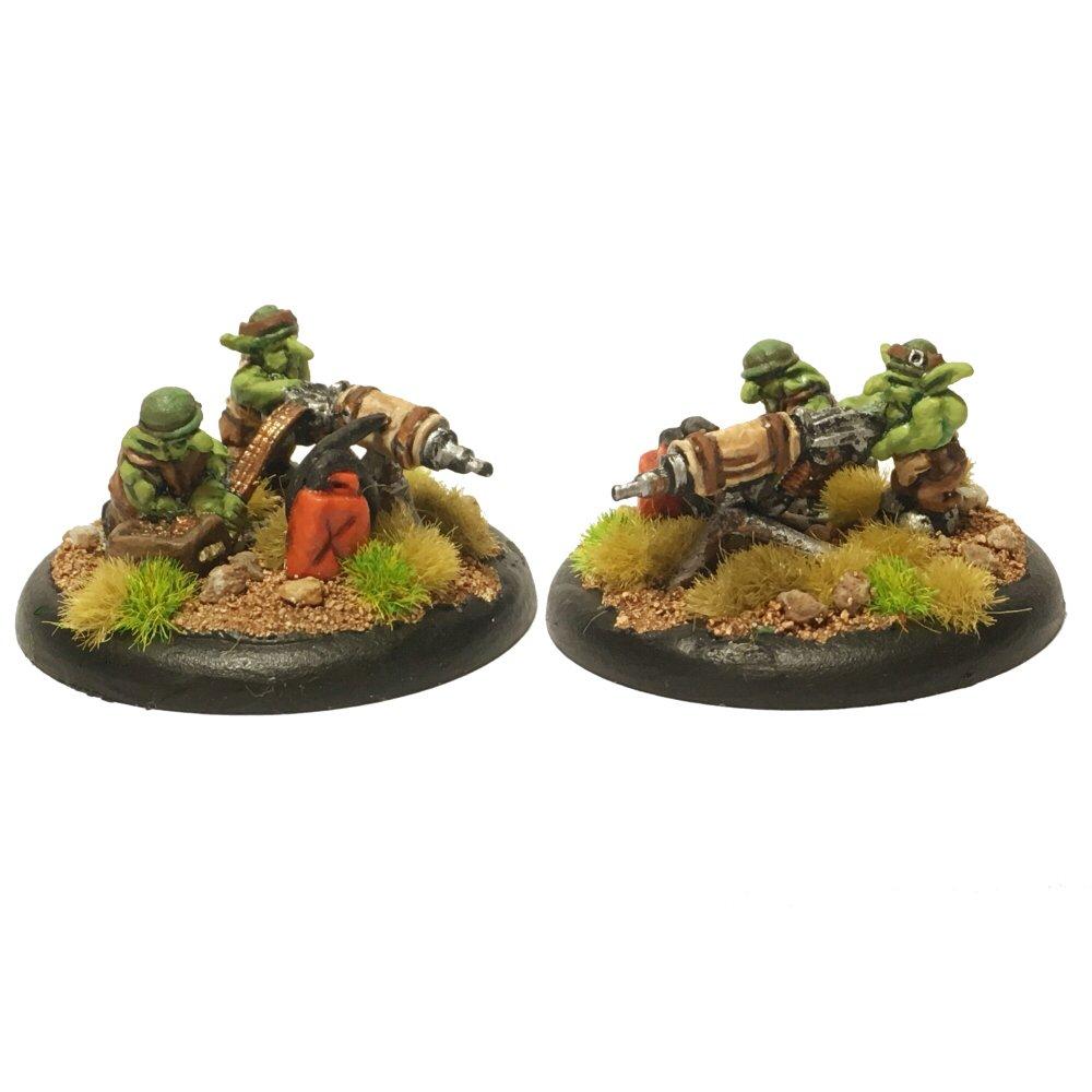Sci-Fi Goblins – Heavy Machine-gun Team
