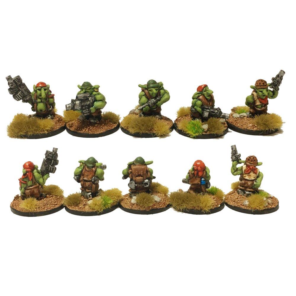 Sci-Fi Goblins – Pack 2